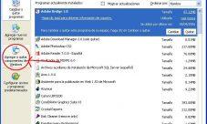 Cómo cambiar o quitar un programa en Windows XP