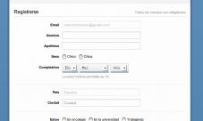 Cómo crear una cuenta en Tuenti