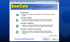 BootSafe: Prendé tu pc en modo seguro