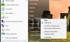 Crear particiones con Windows Seven