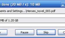 TeraCopy, copiar archivos mas rapido en Windows
