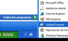 Como Configurar Outlook Express en Windows