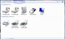 Agregar impresora en Windows 7