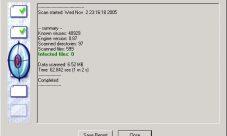 ClamWin, antivirus para windows 98, Millenium y otros mas