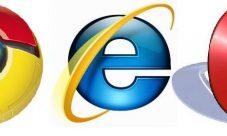 Los 5 Navegadores Web más usados