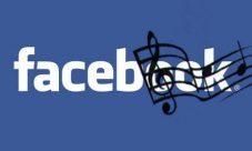 Facebook lanza su propia plataforma musical