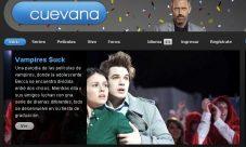 Hackeo a la página de Cuevana