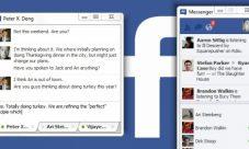 Facebook Messenger, ahora se viene el cliente propio de la red social