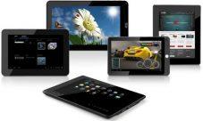 Coby anuncia 5 tablets Android 4.0 para principios de 2012