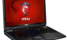 MSI lanza nueva portátil para gamers