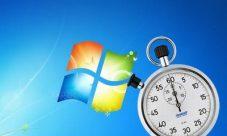 Como acelerar el apagado de Windows 7