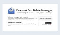 Borrar mensajes de Facebook con tu Google Chrome
