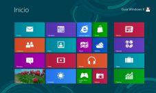 La interfaz antiguamente conocida como Metro de Windows 8