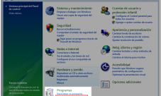 Como cambiar los programas de inicio en Windows Vista