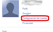 Como darse de baja en Google +