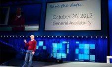 Comienza la cuenta atrás para la aparición de Windows 8