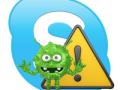 Cuidado con el nuevo virus que corre por Skype