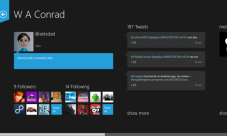 Tweetro, el cliente de Twitter especial para Windows 8