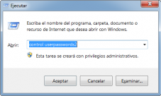 Iniciar Windows 7 sin contraseña