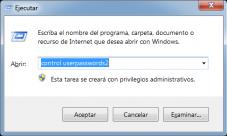 Iniciar Windows 7 sin contraseña