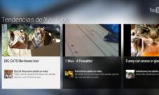 Modo TV de Youtube