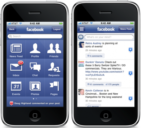 facebook-para-celular
