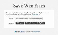 Guardar archivos online en tu nube