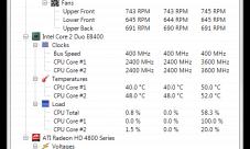 Medir la temperatura de la PC: Fácil y gratis