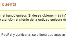 Verificar PayPal con Payoneer