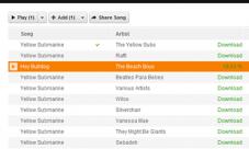 Descargar Música desde Grooveshark desde Chrome