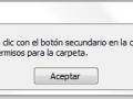 """Outlook 2010, """"No se puede crear el archivo…"""""""