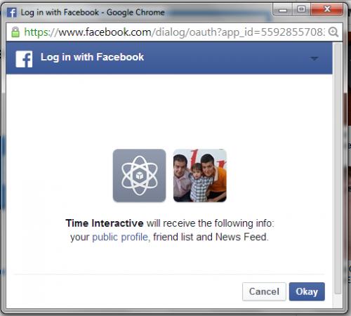 ingresar a facebook