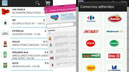Precios OK - Android